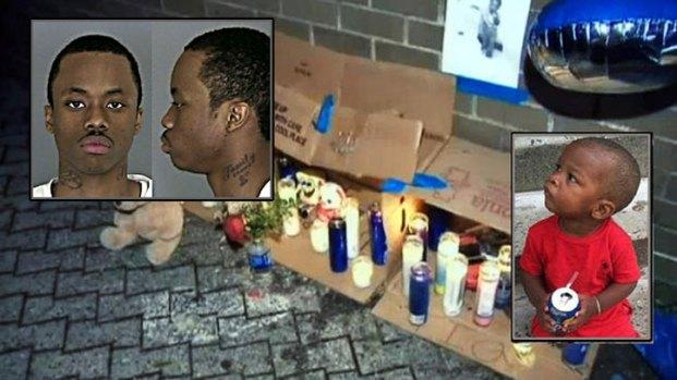 [NY] Gunman in Custody for Fatal Shooting of 1-Year-Old Boy in Stroller