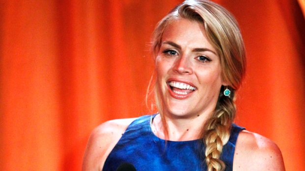 "[NBCAH] Busy Philipps On ""Cougar Town"""