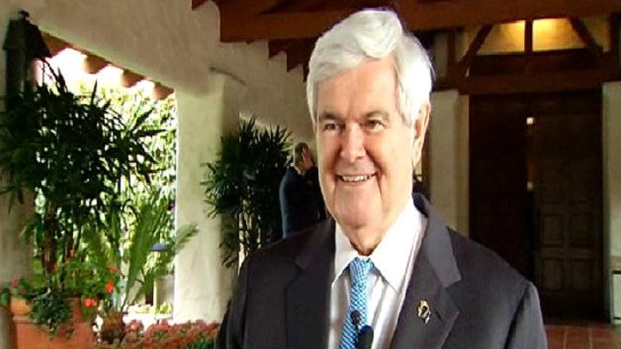 Newt and Callista Gingrich Visit SD