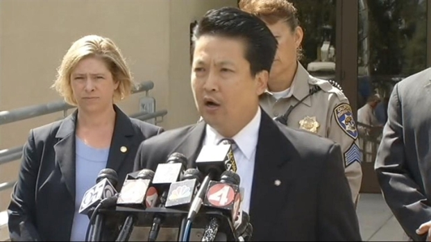 [BAY] Raw Video: Sheriff News Conference on I-680 Shootout