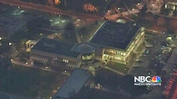 [BAY] Raw Video: Report of Gunman on SJ City College Campus