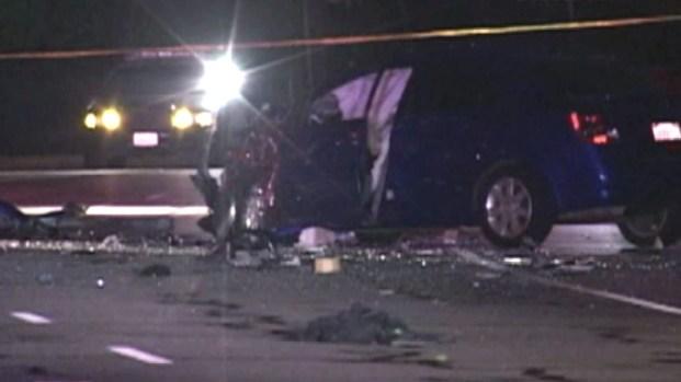 [LA] Deadly Crash After Middle School Graduation