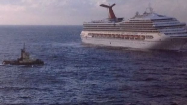 [DFW] Carnival's Triumph Had Previous Mechanical Problems