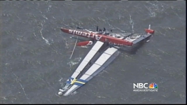 [BAY] America's Cup Capsize Investigation Begins