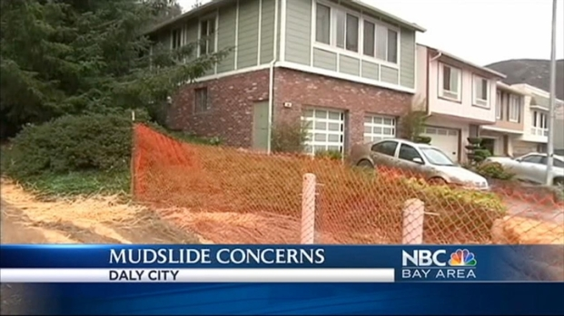 [BAY] Weekend Rains Worry Daly City Neighborhood