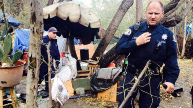 San Jose Homeless Man Apparently Freezes to Death