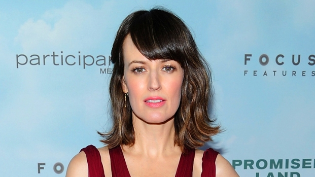 "[NATL] Rosemarie DeWitt Talks Film at ""Promised Land"" Premiere"