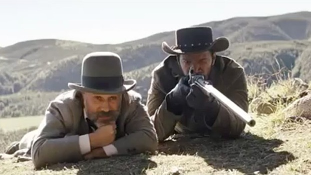 "[NATL] ""Django Unchained"" Trailer a Heady Blend of Spaghetti Western and Blaxploitation"