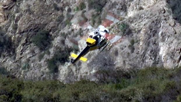 [LA] Hiker Dies in Eaton Canyon Fall