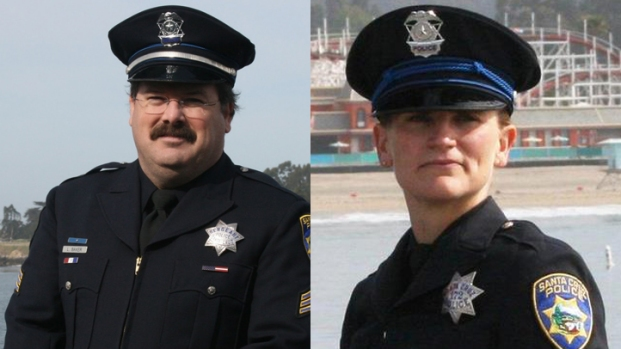[BAY] Team Coverage: Santa Cruz PD Mourns Two Officers