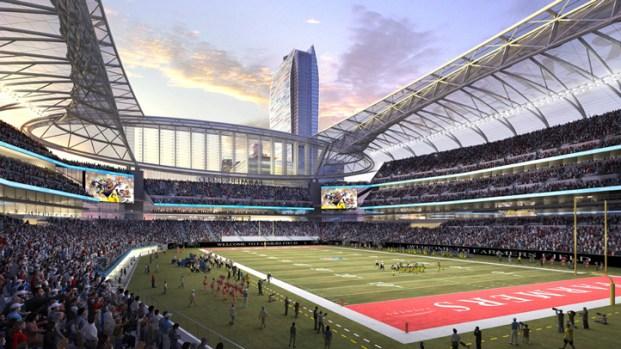 [LA] NFL's Path to LA Paved By Stadium Agreement