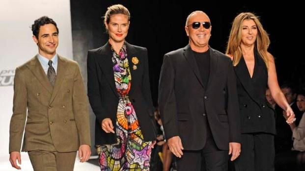 [NATL] Celebrities Invade New York Fashion Week Fall 2013