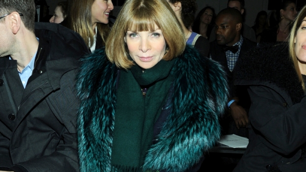 NY Fashion Week: Front Row Style