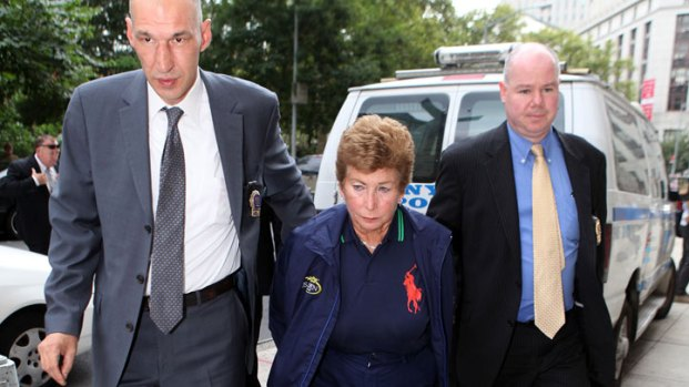 Tennis Ref Lois Goodman Charged With Husband's Murder