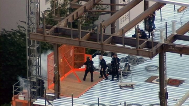 Gunman Killed Near St. Luke's Hospital in San Francisco