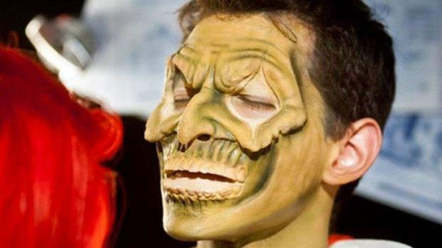 Halloween Horror Nights Make-Up