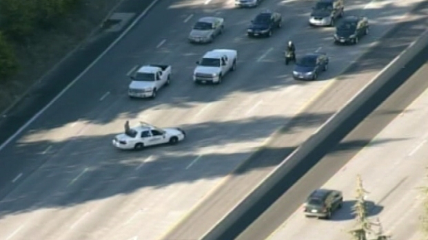 Reported Highway Shooting Shuts Down 85