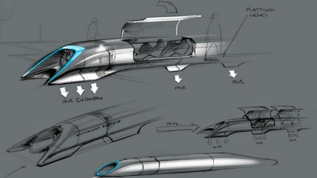 [BAY] Hyperloop Plans Revealed