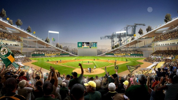 [BAY] Group Opposing A's New Ballpark Site to Rally at Port