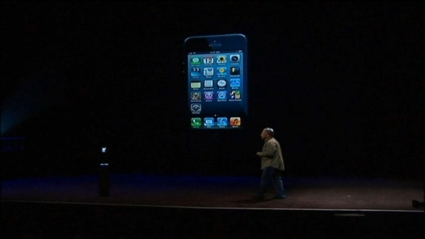 [BAY] Raw Video: Apple Reveals iPhone5
