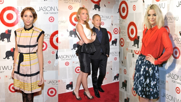 [THREAD] Target Stages Epic Parisian-Inspired Fete for Jason Wu Line