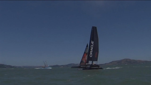 [BAY] For Some, America's Cup is About Pier Repair