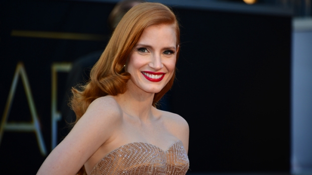 [NBCAH] Jessica Chastain On Her Acting Success