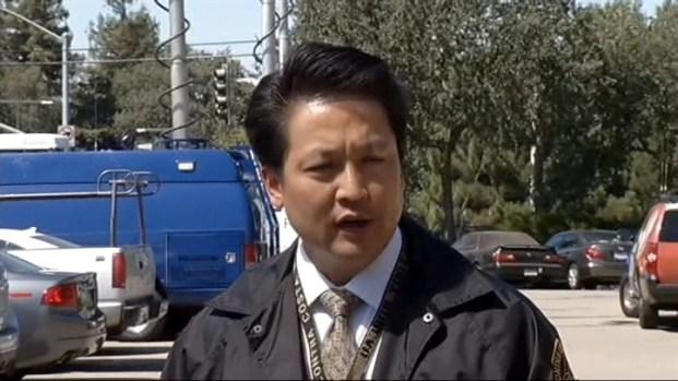 [BAY] Raw Video: CoCo Sheriff's Spokesman Jimmy Lee