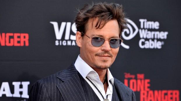 """[NATL] Johnny Depp Talks """"Lone Ranger"""""""