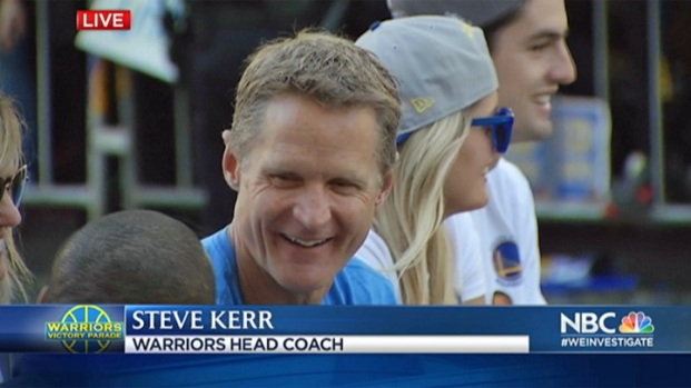 """[BAY] Steve Kerr Ready For Vacation """"This Afternoon"""""""