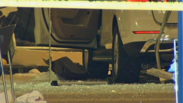 Car Crashes Into Livermore Gym