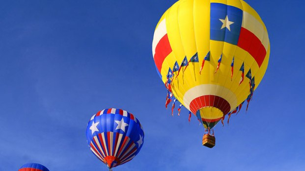 Summer Balloon Classic This Weekend
