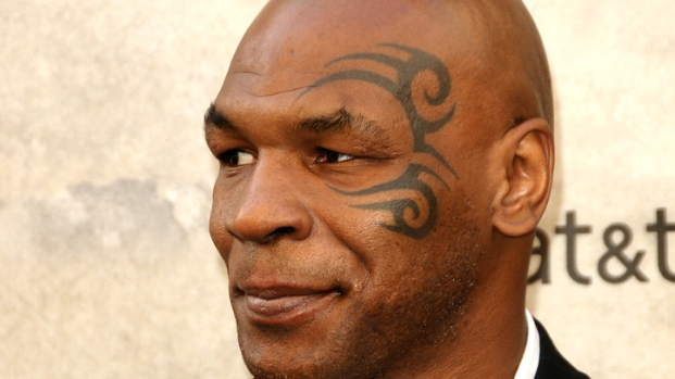 """Mike Tyson on Being a """"Fat Crackhead"""""""