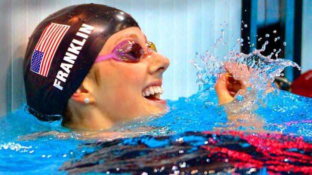 Olympian Missy Franklin Talks Life After London