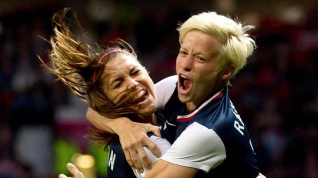 Kicking It With Diamond Bar's Alex Morgan of the U.S. Women's Soccer Team