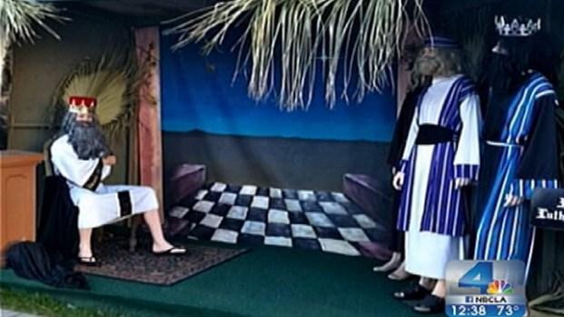"[LA] Attorney: Nativity Scene Ruling an ""Erosion of First Amendment Liberty"""