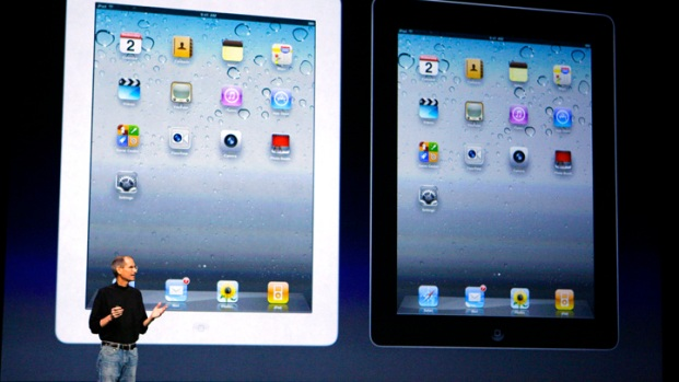[BAY] Raw Video: Steve Jobs Introduces iPad2