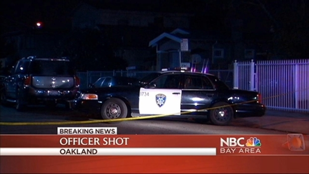 [BAY] Undercover Oakland Officer Wounded While Sitting in Car