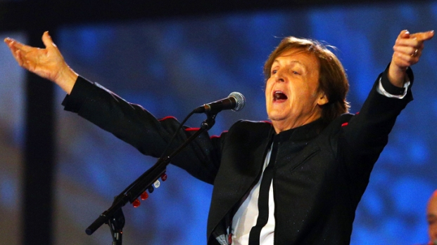[BAY] Paul McCartney to Play Farewell to Candlestick