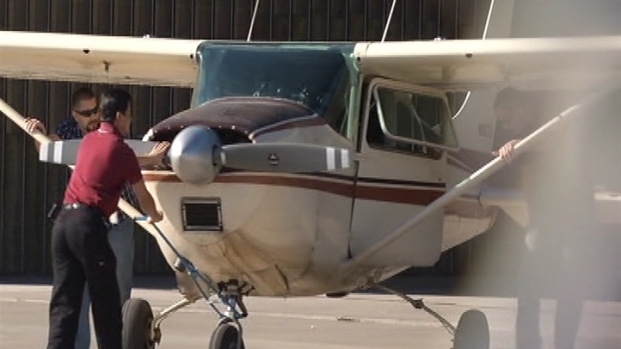 [LA] Plane Intercepted for Violating Presidential Airspace