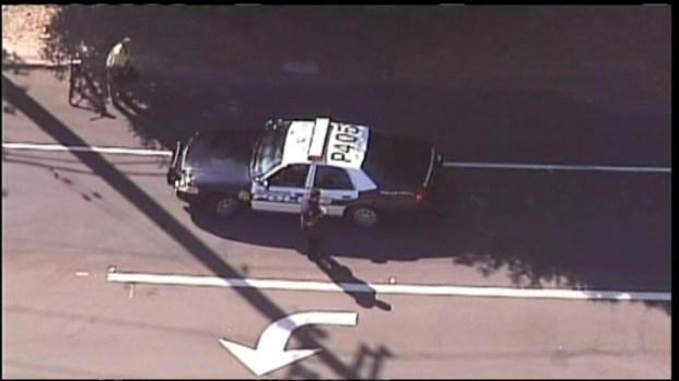 [BAY] Raw Video: Body Found in Pleasanton