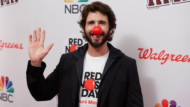 [NATL] Red Nose Day Red Carpet