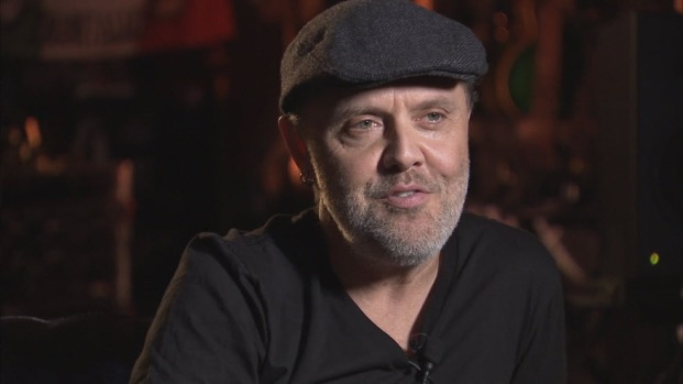 Metallica's Lars Ulrich on Working With Bill Graham