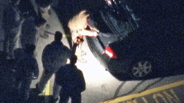 [NY] Authorities Retrieve Rifle from Trunk at Shooting Scene