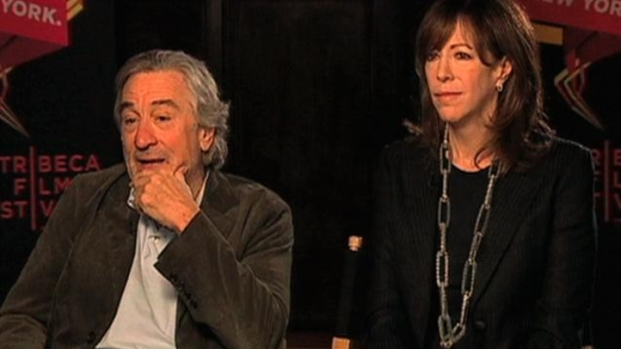 [LXTVN] Robert De Niro Talks Tribeca Film Festival