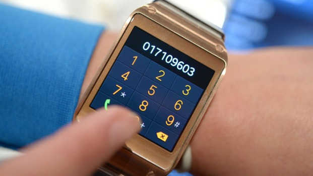 Samsung Smartwatch in Pictures