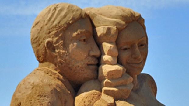 Sandcastle Sculpting Challenge