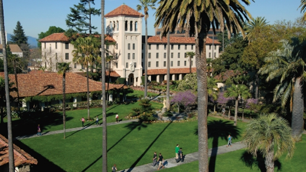 [BAY] Armed Robberies Put Santa Clara University on Alert