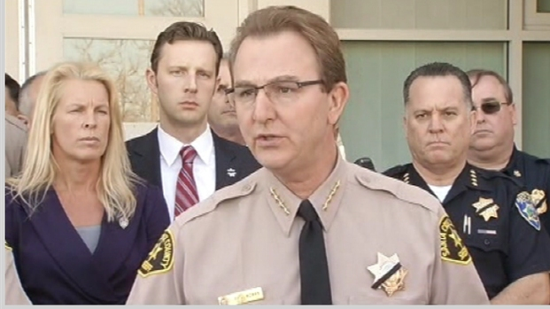 [BAY] Raw Video: Sheriff Releases New Details in Officers' Deaths