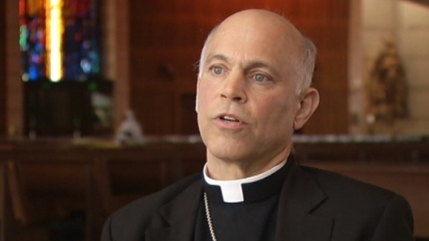 [BAY] Raw Video: San Francisco Archbishop Cordileone